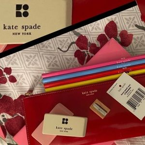 Kate Spade Office Pencil Eraser Gift Box Set